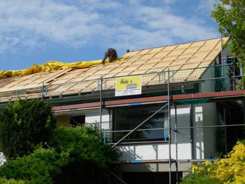 Wärmedämmung für Dächer und Fassaden