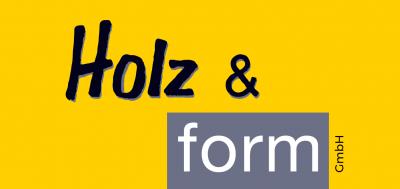 Logo Tischlerei Holz & form - Kreis Schleswig-Flensburg